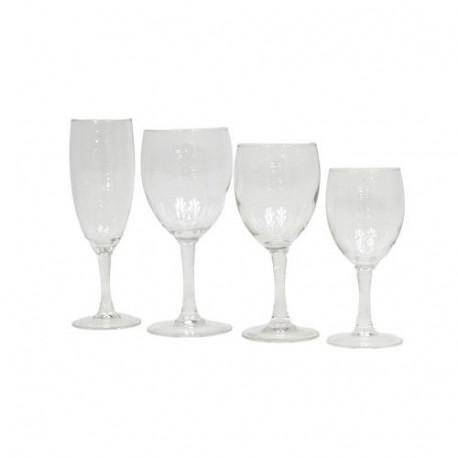 Location verre elegance pour vaisselle de reception - Loca Réception
