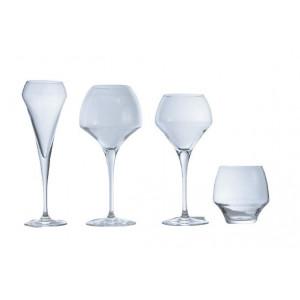 location verres Open Up pour vaisselle de réception