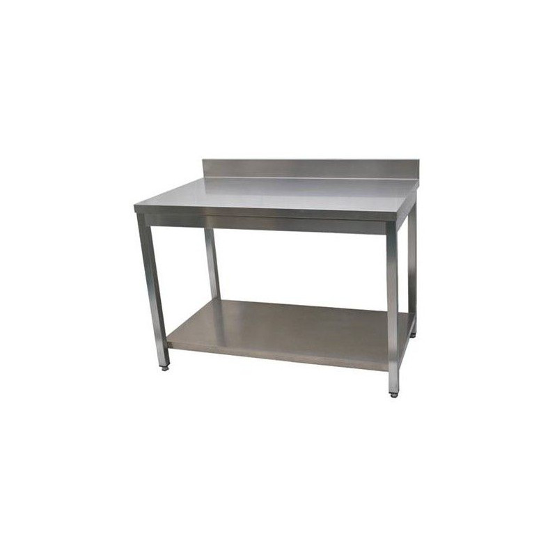 table inox loca reception. Black Bedroom Furniture Sets. Home Design Ideas