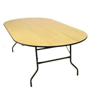 Table ovale 250 x 120 cm