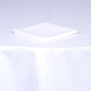 Liteau coton blanc
