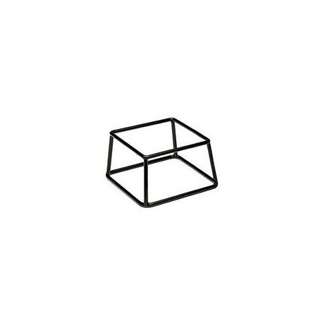 Réhausse cubic noir