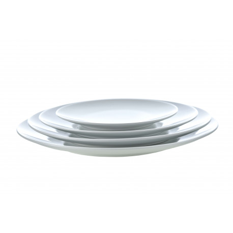 Assiettes gamme Coupe