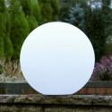 Boule led locareception