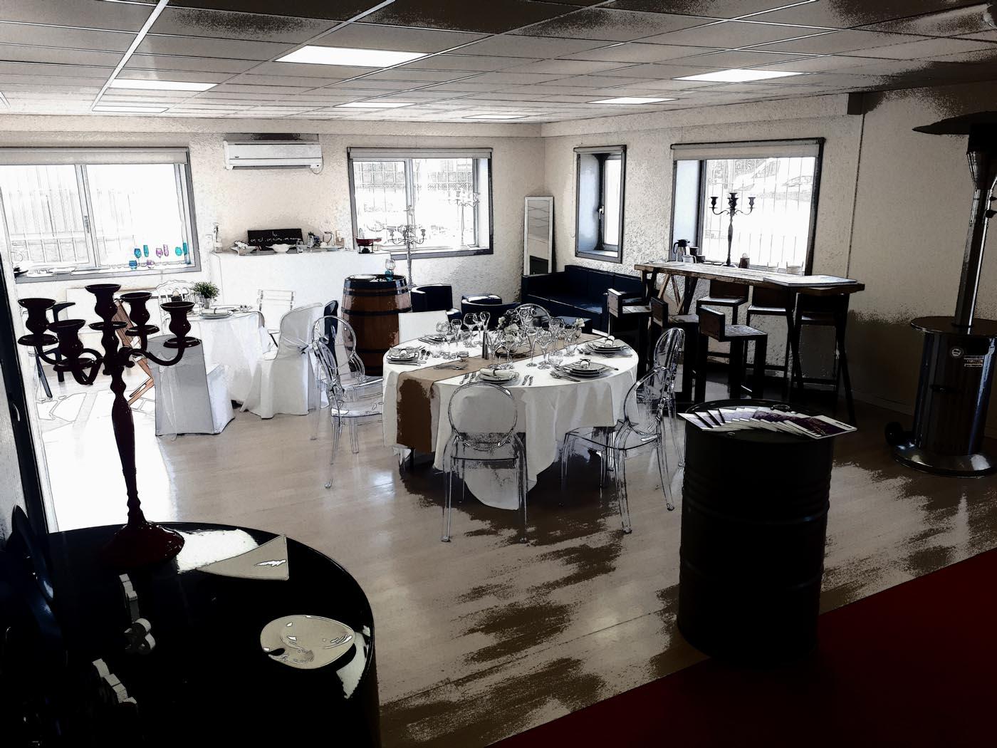 Showroom de locareception agence grenoble